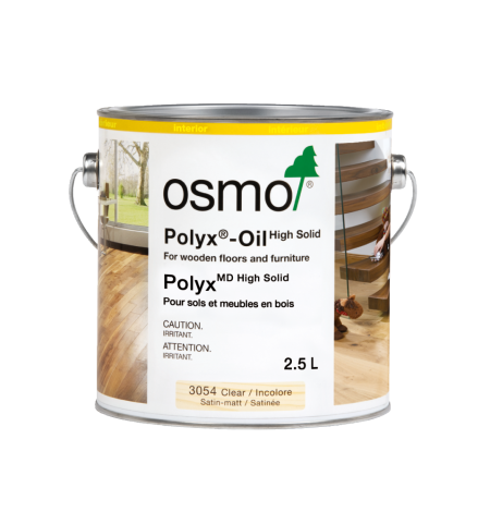 Interior - Polyx Oil 3054 Clear
