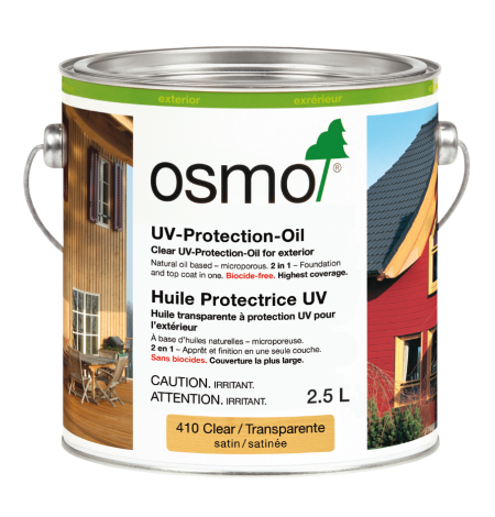 Exterior - UV Protection 410 Clear