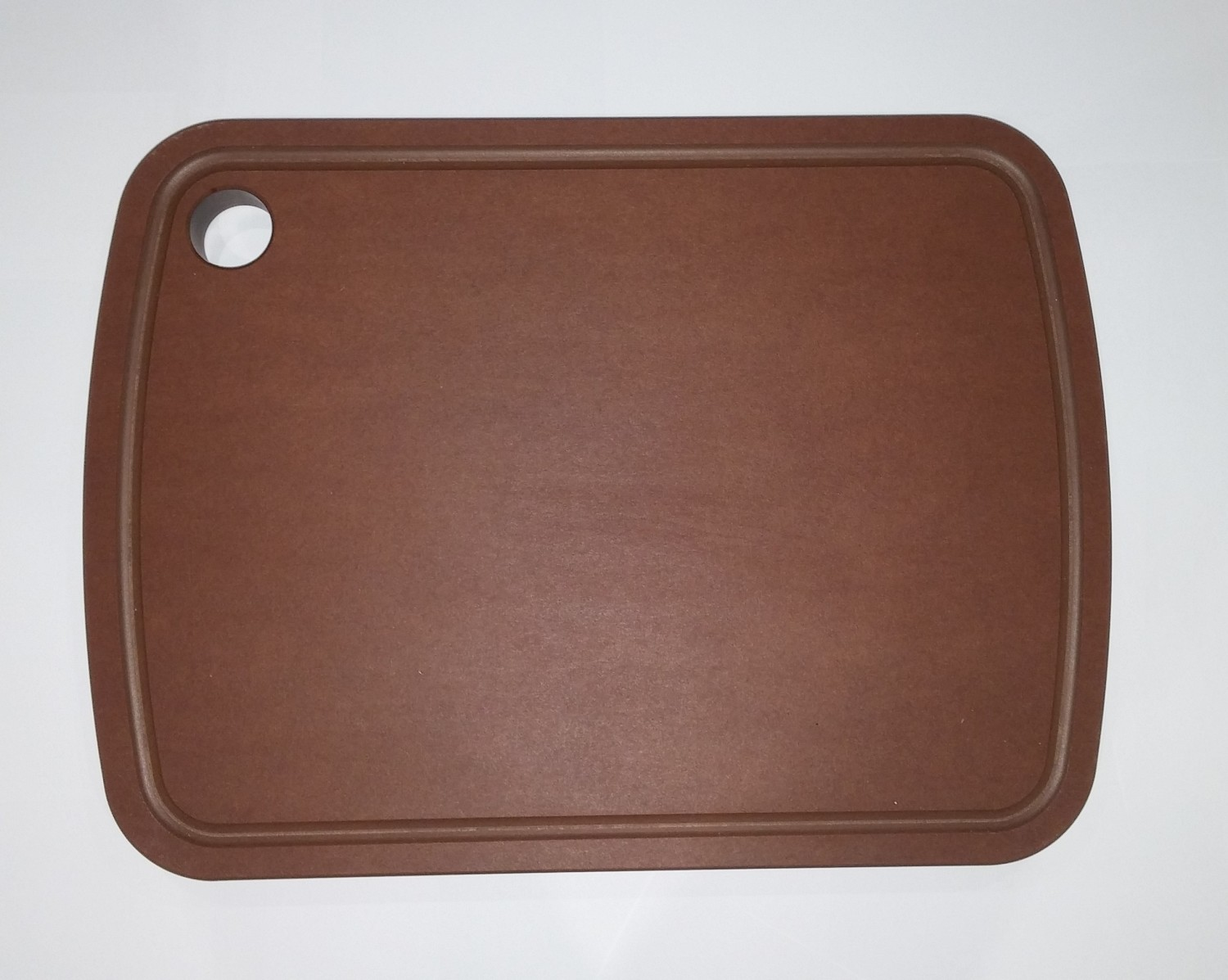 Leather PaperStone Cutting Boards, Finished With Osmo Top Oil by SIP Distribution East