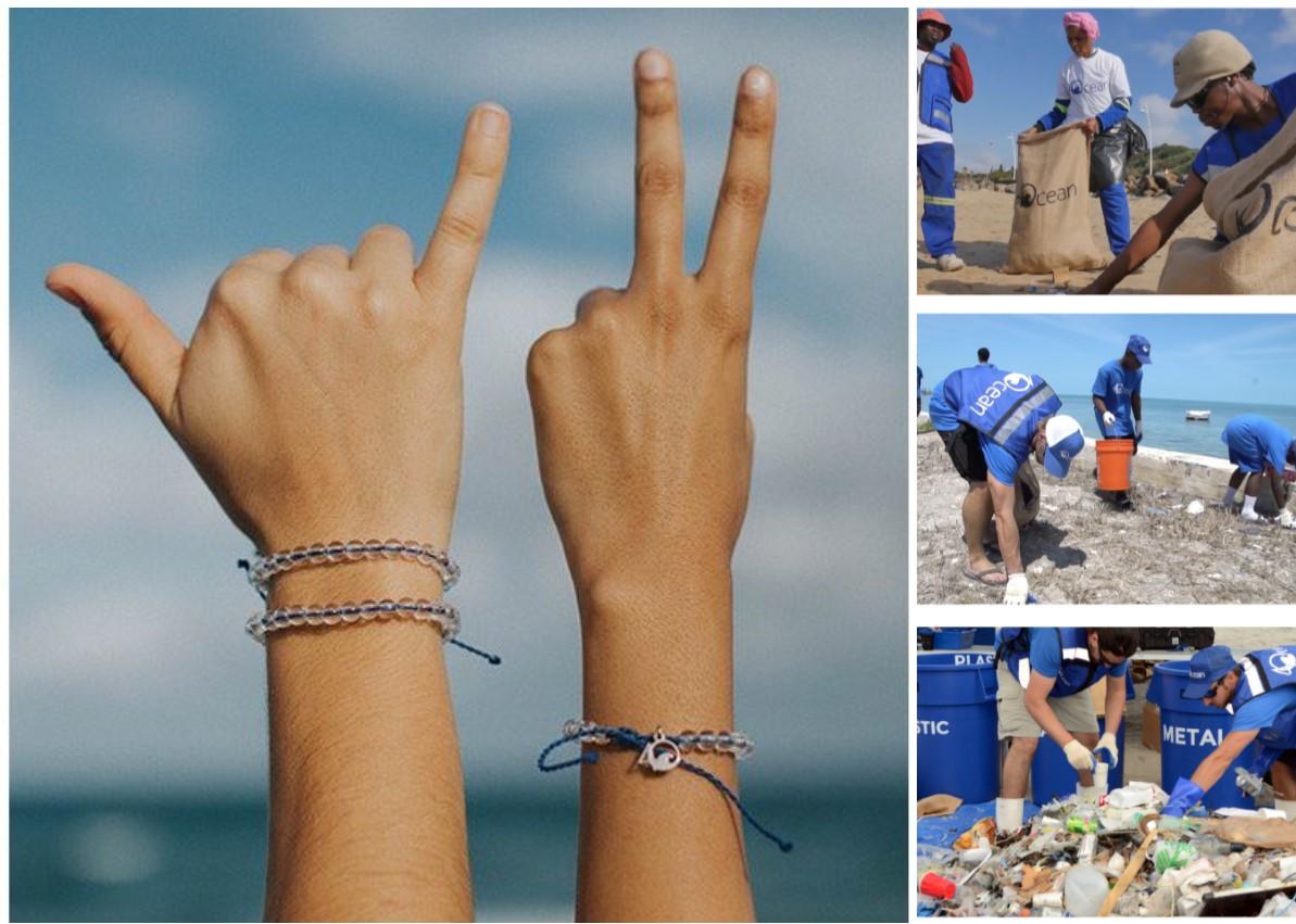 4Ocean campagna di pulizia degli oceani